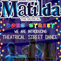 Street Dance Matilda The Musical Workshop