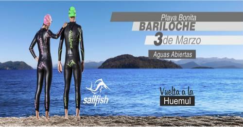 Vuelta a la Huemul Sailfish
