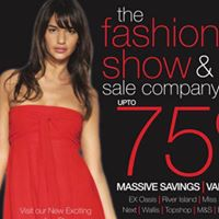The Shop2Drop fashion Show