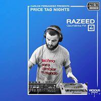 kreuzberg.CLUB meets Price Tag Records with Razeed