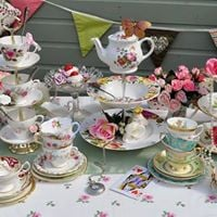 Tea Party for Sammi Fugere