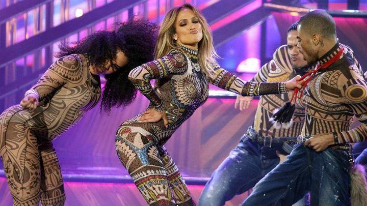 Jennifer Lopez All I Have  Las Vegas