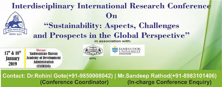 Interdisciplinary International Research Conference