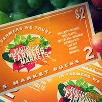 Farmers Market Tour &amp Cooking Demo