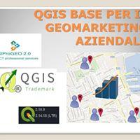 Corso Online Base - QGIS per il Geomarketing Aziendale
