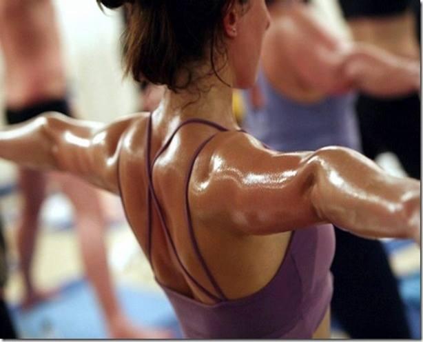 Vivencia de Sun power yoga yoga em dupla e acrobasico