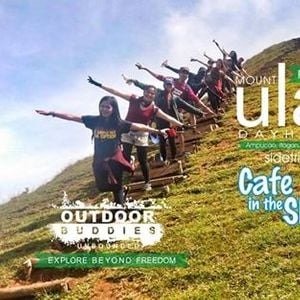 Mt. ULAP Dayhike  Cafe In The Sky
