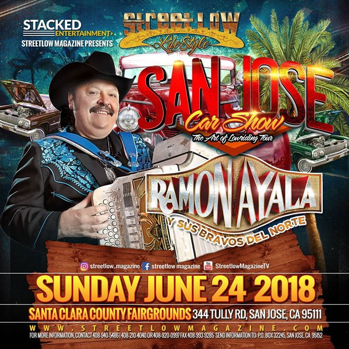 StreetLow San Jose Car Show Concert At Santa Clara County - Streetlow car show 2018