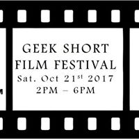 Geek Short Film Festival hosted by Queen City Cinephiles