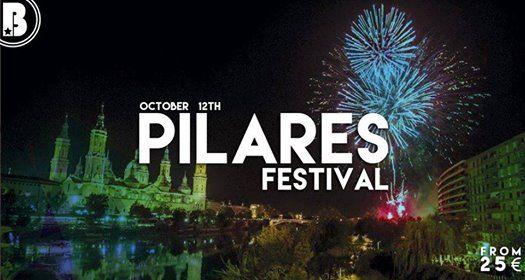Zaragoza Fiestas del Pilar(12th October)