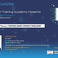 Smart Contract &amp Solidity Training
