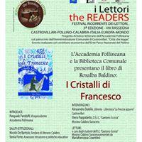 Festival Ricorrente dei Lettori 3a Ediz VIII Rass.- Morano