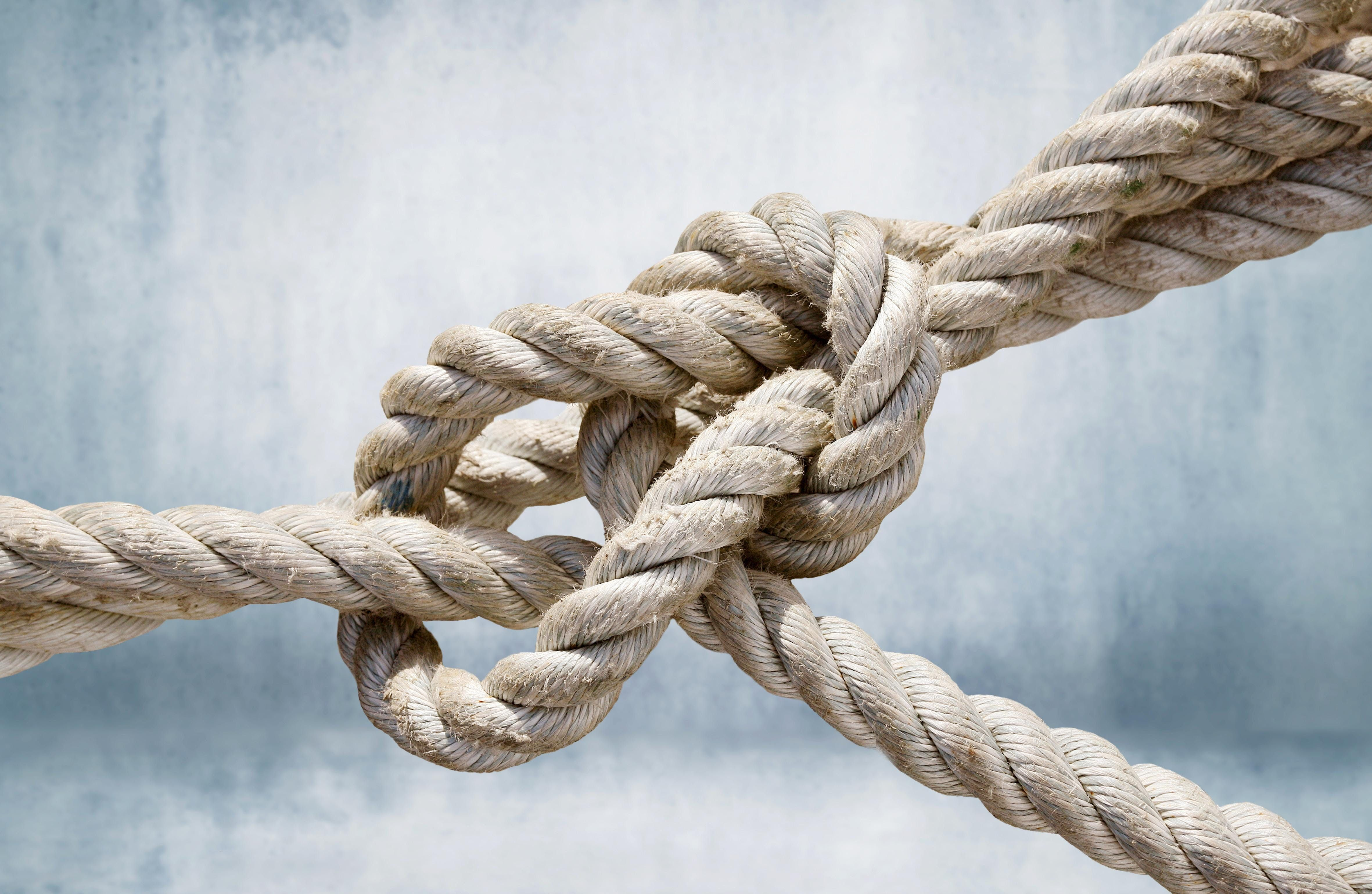 The Discovering Embracing and Untying Your Knot Workshop