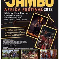 JAMBO AFRICA FESTIVAL 2017