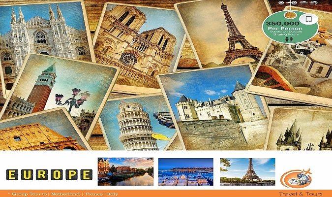 Group Tour To Europe Lahore - Tour to europe