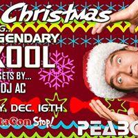 90s Christmas Party w The Legendary DJ KOOL
