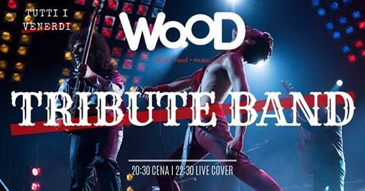 Tribute Band  Wood