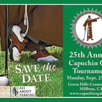 25th Annual Capuchin Golf Tournament