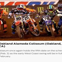 Monster Energy AMA Supercross 2018 Live Round 5 Oakland CA