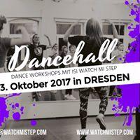 Dancehall Workshops in Dresden