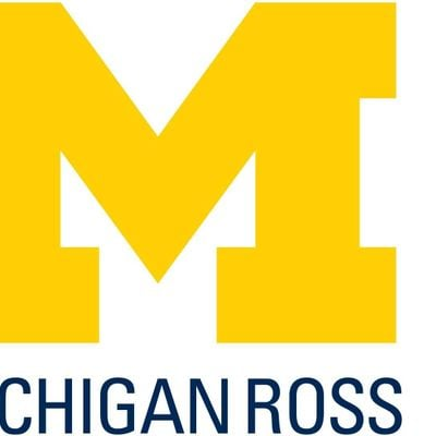 Michigan Ross Part Time MBA Information Session 4-6-20