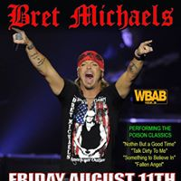 Bret Michaels at Mulcahys Concert Hall