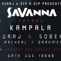 Sip n Dip presents Savanna Safari Kampala
