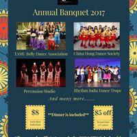 IGSA Annual Banquet 2017