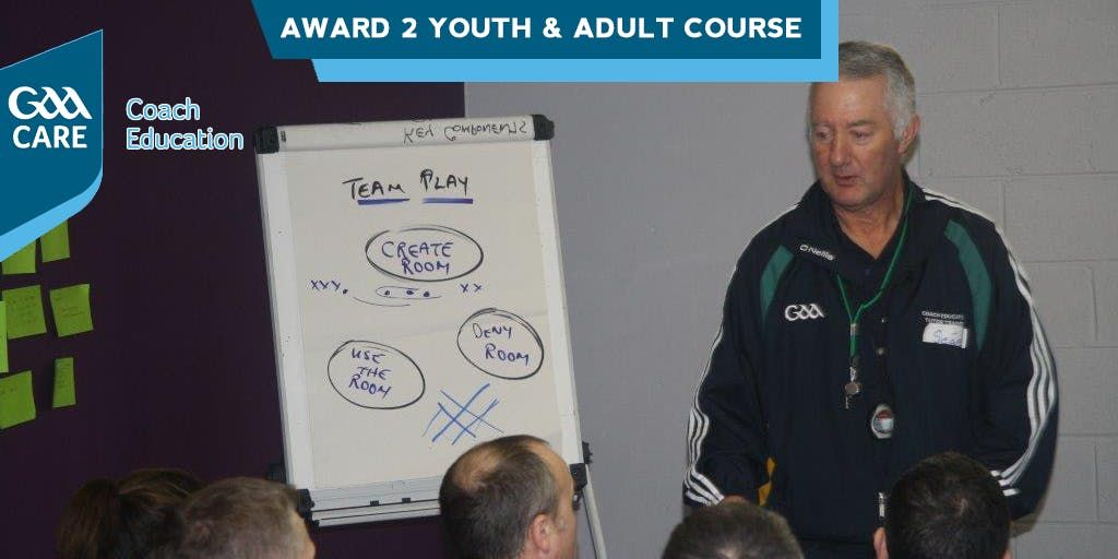 Award 2 YouthAdult - Football Course