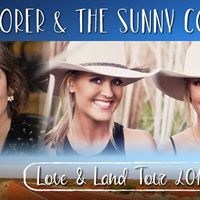 Sara Storer &amp The Sunny Cowgirls - Love &amp Land Tour
