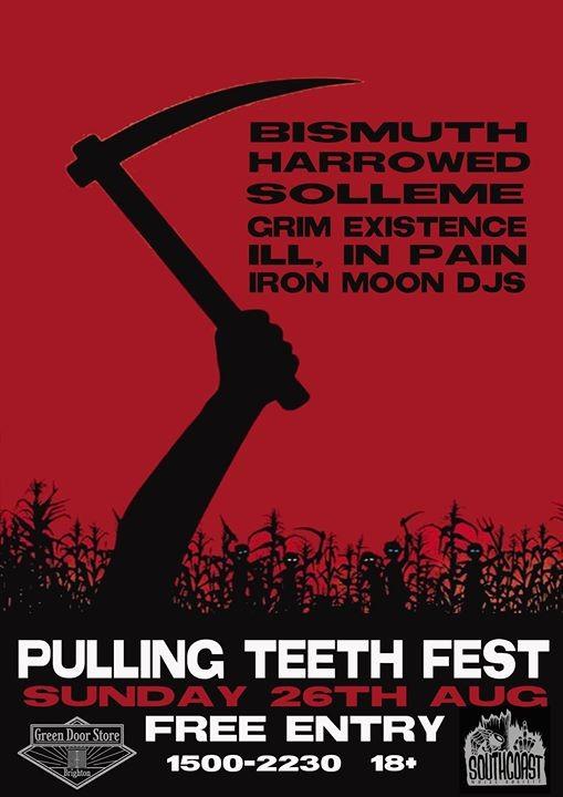 Pulling Teeth Fest 2