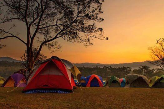 Overnight Camping Tent Stay & Dinner Near Panshet