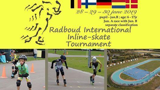 3159d9f36df Radboud International Inline-skate Tournament 2019 | Medemblik