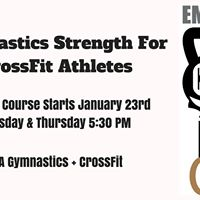 Gymnstics Strength For CrossFit