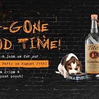 Baker Street Pub Paw-Tio Party