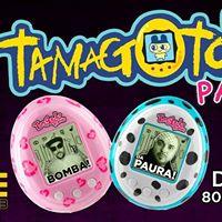 Pezzi da 90 Tamagotchi Party al B-Side