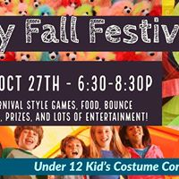 Family Fall Festival (Farm Theme)