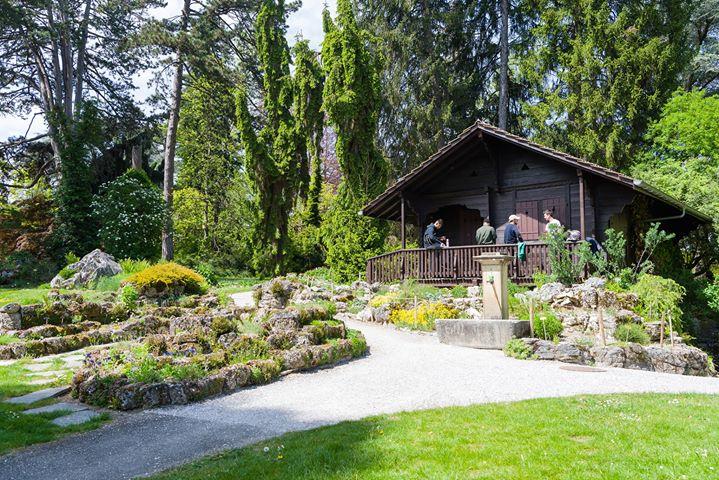le grand pique nique du jardin botanique alpin - Jardin Botanique Geneve