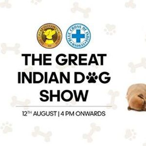 The Great Indian Dog Show at PMCC