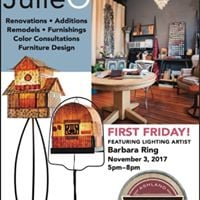 First Friday featuring Barbie Ring