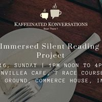 Inscape - Immersed Silent Reading and Writing Project