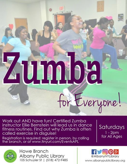 Zumba for Everyone