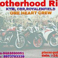 Brotherhood Ride