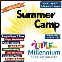 Redefining Summer Camp