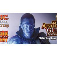 Magic the Gathering Modern Win-A-Box Tournament