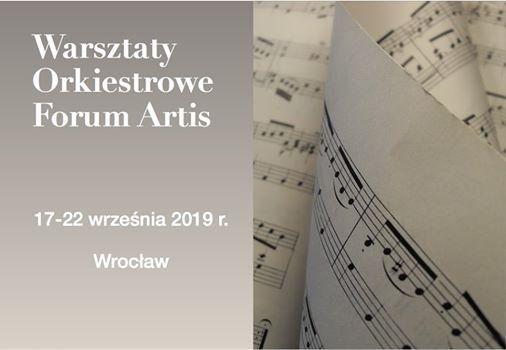 Warsztaty Orkiestrowe Forum Artis