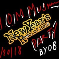 &quotParty with a Purpose&quot New Years Resolutions Open Mic&quot