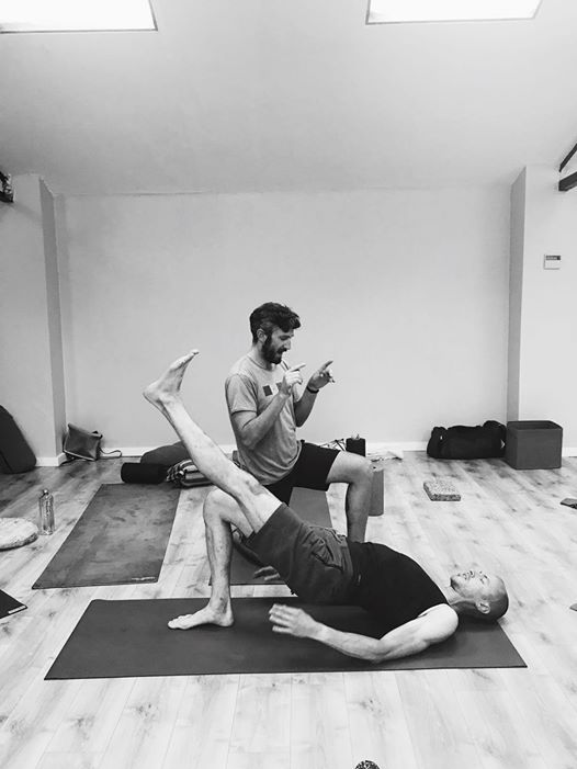 Lower Back and Hip Mobilization Workshop with Joseph