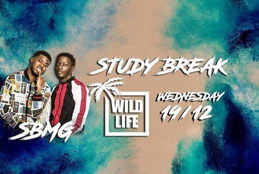 Wild Life - Study Break 1912