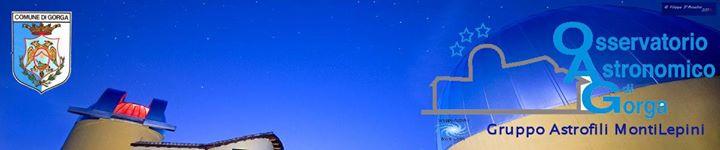 Visita allOsservatorio astronomico e planetario di Gorga